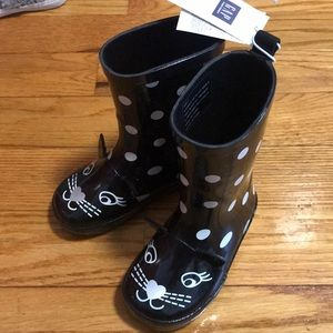 Brand New Gap Rain Boots